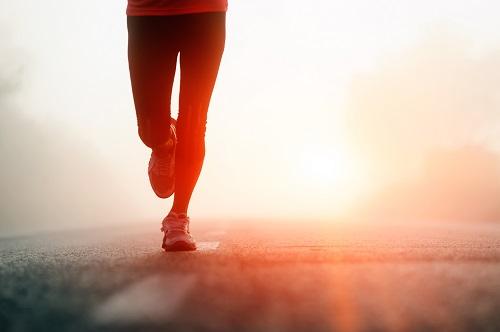 maigrir courir