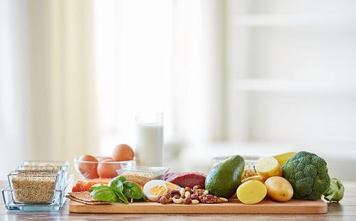 régime alimentaire équilibré